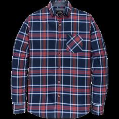 Vanguard overhemd Tailored Fit VSI206234 in het Donker Blauw