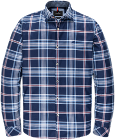 Vanguard overhemd Tailored Fit VSI208284 in het Donker Blauw
