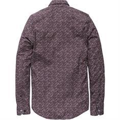Vanguard overhemd vsi185400 in het Donker Rood
