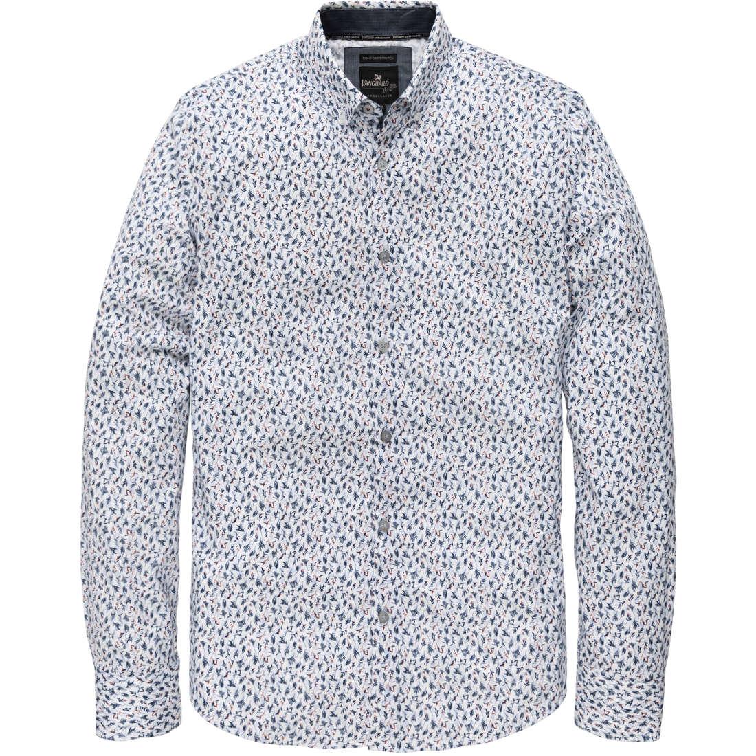 Vanguard overhemd vsi187400 in het Wit