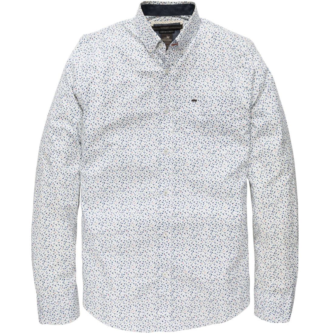 cc036930f93 Vanguard overhemd vsi188400 in het Wit