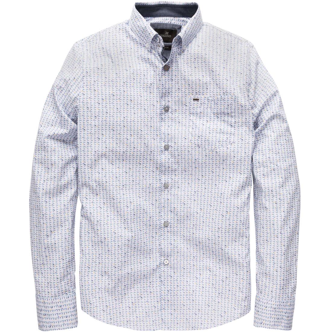 dd9c568ec1e Vanguard overhemd vsi191400 in het Wit