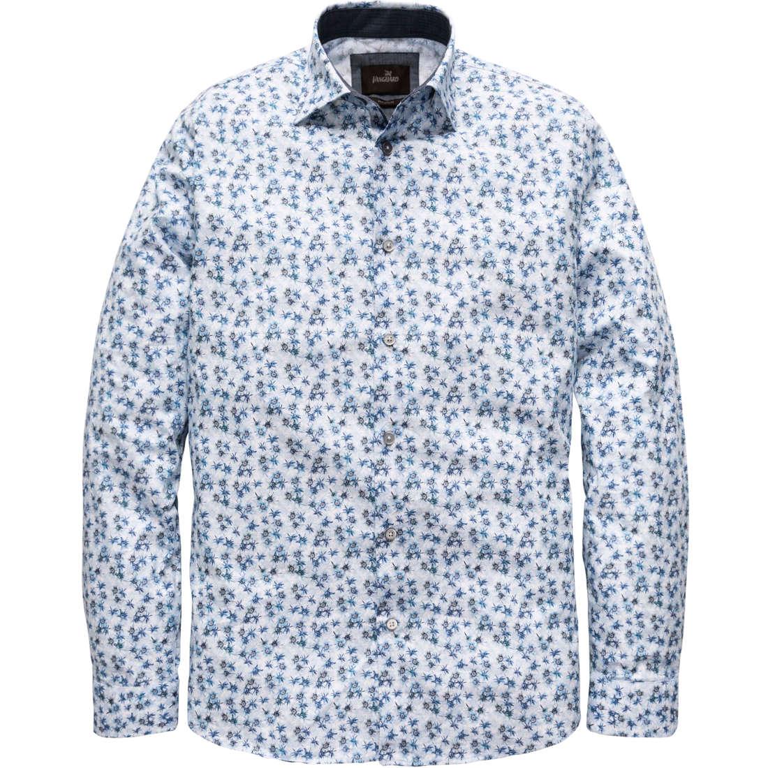 2d60dae73aa Vanguard overhemd vsi191402 in het Wit