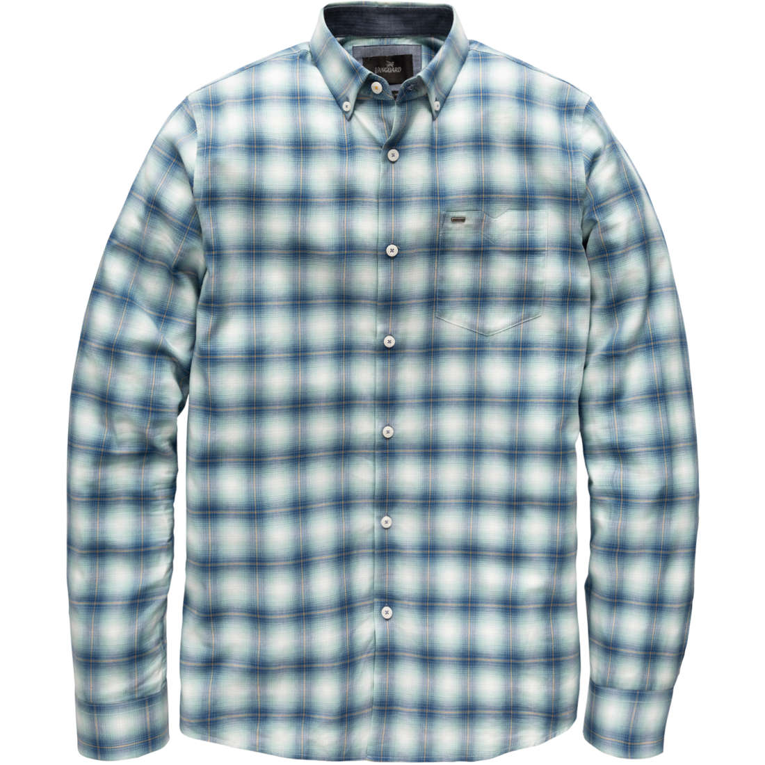 Vanguard overhemd vsi191430 in het Blauw