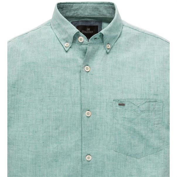 Vanguard overhemd vsi193420 in het Groen