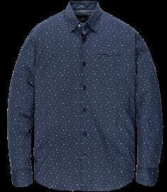 Vanguard overhemd VSI206220 in het Donker Blauw