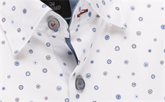 Vanguard overhemd VSI206220 in het Wit
