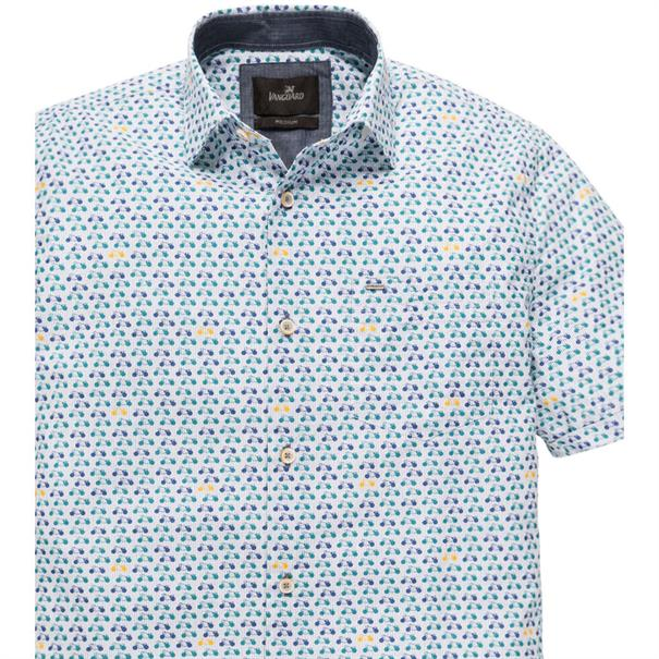 Vanguard overhemd vsis192402 in het Wit