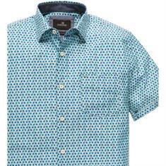 Vanguard overhemd vsis192404 in het Groen
