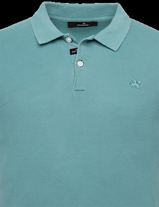 Vanguard polo's Tailored Fit VPSS212856 in het Blauw