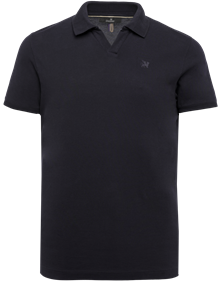 Vanguard polo's Tailored Fit VPSS212861 in het Marine