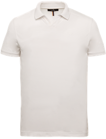 Vanguard polo's Tailored Fit VPSS212861 in het Wit