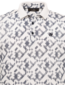 Vanguard polo's Tailored Fit VPSS212866 in het Wit