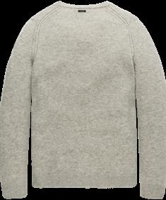 Vanguard ronde hals trui VKW207346 in het Ecru
