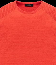 Vanguard ronde hals trui VKW208351 in het Oranje