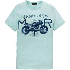 Vanguard t-shirts vtss194696 in het Blauw
