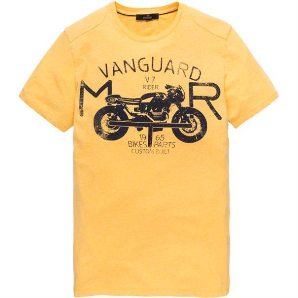 Vanguard t-shirts vtss194696 in het Oker