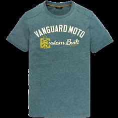 Vanguard t-shirts VTSS195652 in het Groen