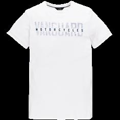 Vanguard t-shirts VTSS204562 in het Wit