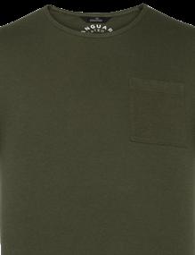 Vanguard t-shirts VTSS211270 in het Groen