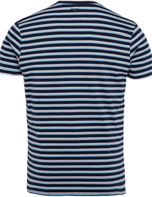 Vanguard t-shirts VTSS212253 in het Marine