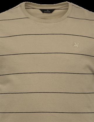 Vanguard t-shirts VTSS213258 in het Grijs