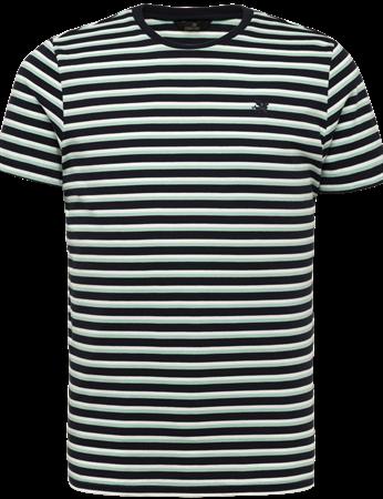 Vanguard t-shirts vtss214265 in het Blauw