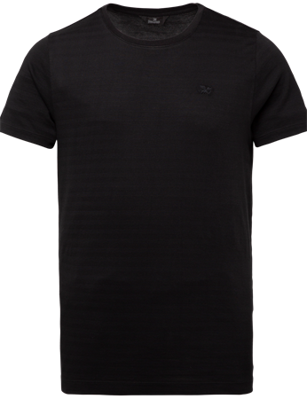 Vanguard t-shirts VTSS215550 in het Zwart