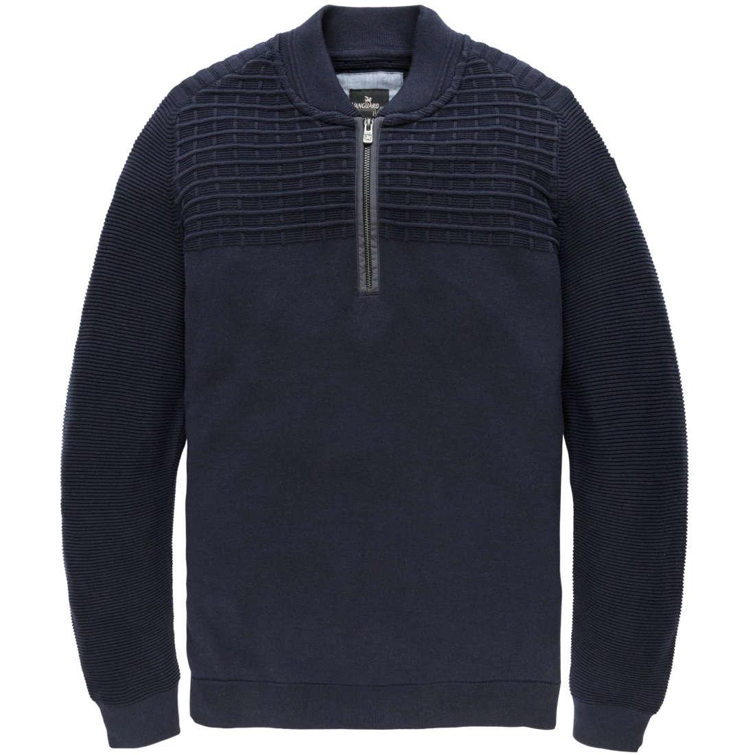 Vanguard trui vkw185110 in het Donker Blauw