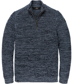 Vanguard v-hals trui VKW206325 in het Donker Blauw