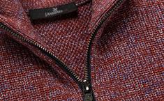 Vanguard v-hals trui VKW206325 in het Rood