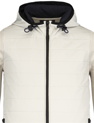 Vanguard vest Tailored Fit VKC211362 in het Grijs