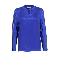 Via Appia blouse 959866 in het Kobalt
