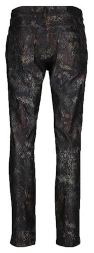 Zerres broek Sarah 9763-726-sarah in het Zwart / Bruin
