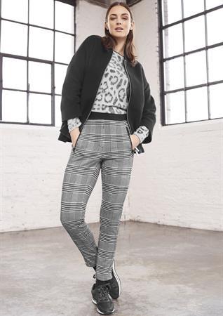 Zerres pantalons Twigy 7023-645-twigy in het Zwart / Wit