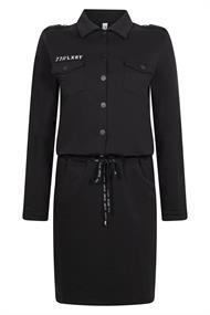 Zoso jurk 205myra in het Zwart
