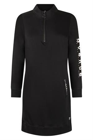 Zoso jurk 215jaimy in het Zwart