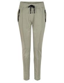 Zoso pantalons 212denise in het Groen