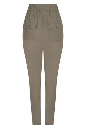 Zoso pantalons Slim Fit 205beau in het Army