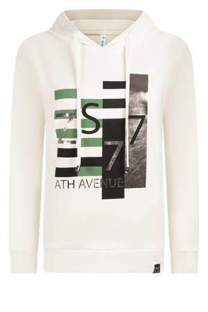 Zoso sweater 215kim in het Offwhite