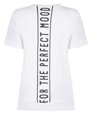 Zoso t-shirts 213nicole in het Wit