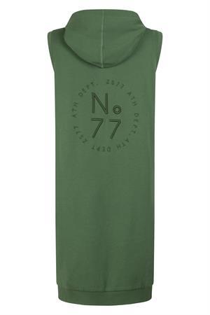 Zoso vest 215donna in het Groen
